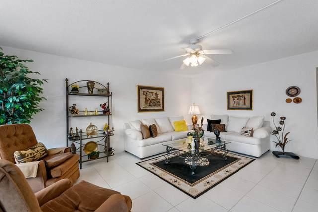 209 Wellington F, West Palm Beach, FL 33417 (#RX-10744033) :: IvaniaHomes | Keller Williams Reserve Palm Beach