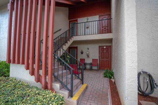 14849 Cumberland Drive #206, Delray Beach, FL 33446 (#RX-10744074) :: Michael Kaufman Real Estate
