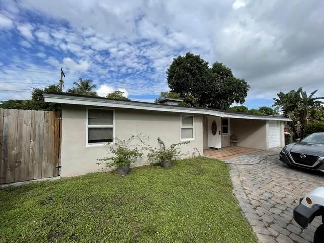 2317 SW 34th Avenue, Fort Lauderdale, FL 33312 (#RX-10744205) :: Michael Kaufman Real Estate