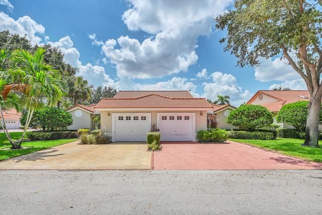 7568 Island Breeze Terrace, Boynton Beach, FL 33437 (#RX-10744218) :: Heather Towe | Keller Williams Jupiter