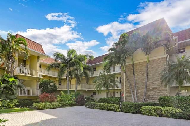5540 Tamberlane Circle #218, Palm Beach Gardens, FL 33418 (#RX-10744233) :: Ryan Jennings Group