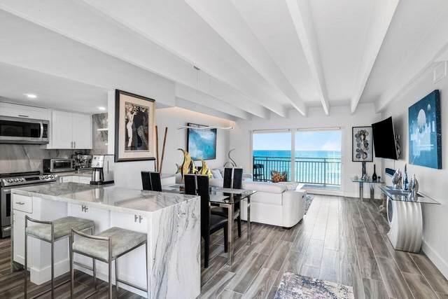 4500 S Ocean Boulevard #302, Palm Beach, FL 33480 (MLS #RX-10744260) :: Berkshire Hathaway HomeServices EWM Realty