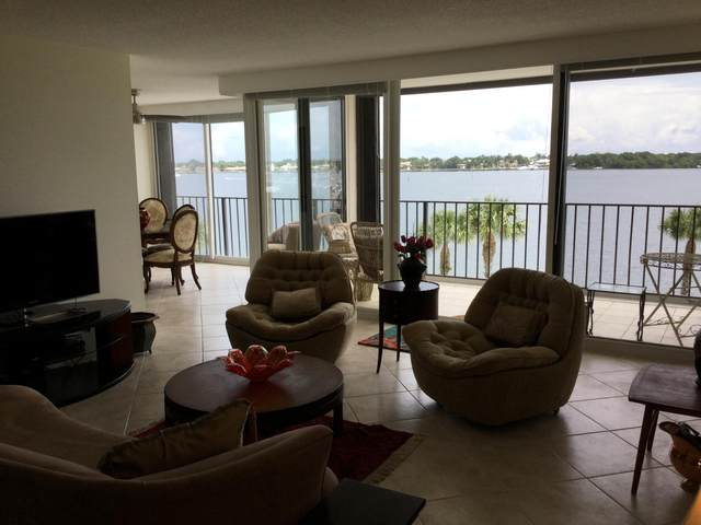 124 Lakeshore Drive #428, North Palm Beach, FL 33408 (MLS #RX-10744344) :: Berkshire Hathaway HomeServices EWM Realty