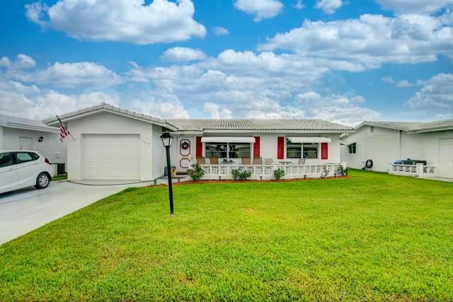 1710 SW 20th Street, Boynton Beach, FL 33426 (#RX-10744356) :: Heather Towe | Keller Williams Jupiter