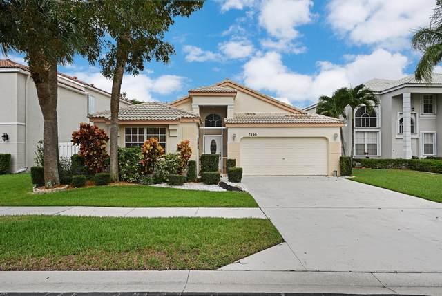 7890 Springvale Drive, Lake Worth, FL 33467 (#RX-10744559) :: Heather Towe | Keller Williams Jupiter