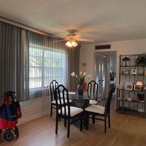 457 Capri J, Delray Beach, FL 33484 (#RX-10744632) :: Michael Kaufman Real Estate