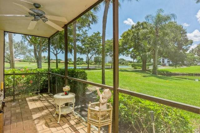 7710 Lakeside Boulevard G101, Boca Raton, FL 33434 (#RX-10744733) :: Michael Kaufman Real Estate