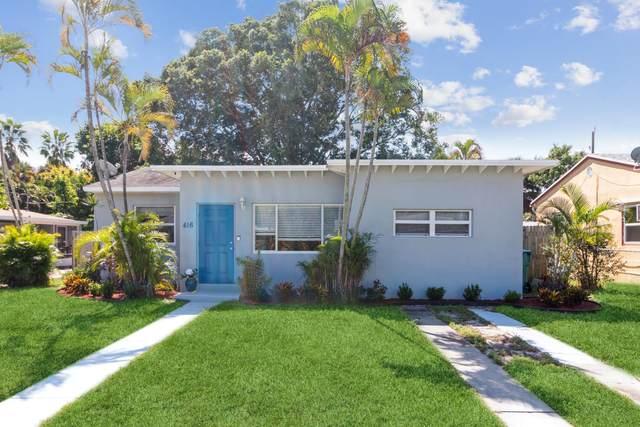 416 W Ocean Avenue, Boynton Beach, FL 33435 (#RX-10744803) :: Michael Kaufman Real Estate