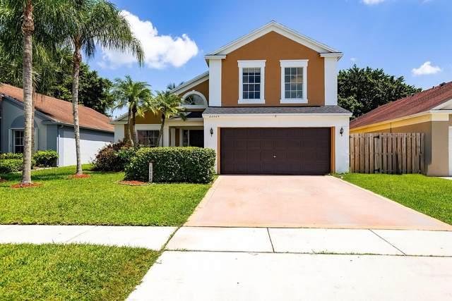 22624 Middletown Drive, Boca Raton, FL 33428 (MLS #RX-10744910) :: Berkshire Hathaway HomeServices EWM Realty