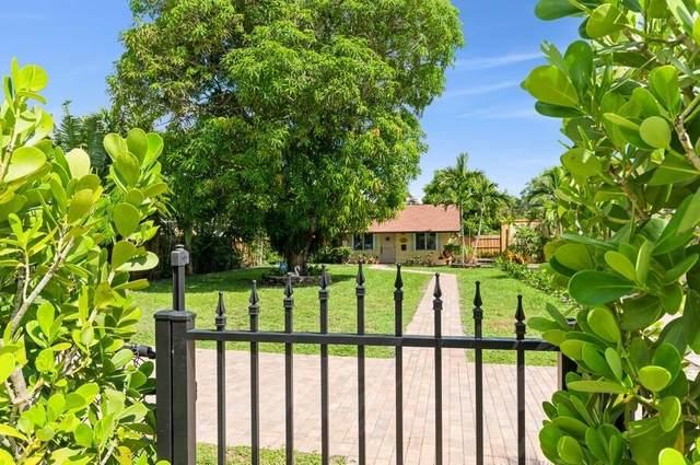 321 Plymouth Road, West Palm Beach, FL 33405 (MLS #RX-10744992) :: Berkshire Hathaway HomeServices EWM Realty