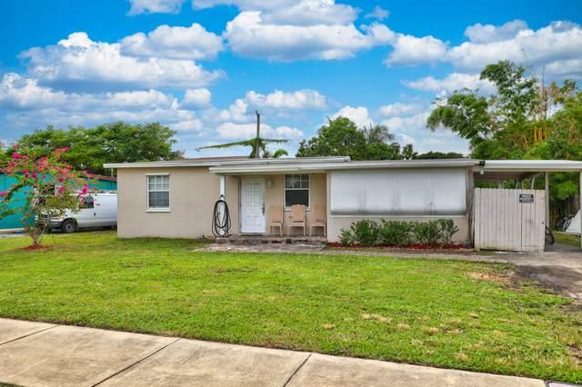 5219 NE 20th Terrace, Pompano Beach, FL 33064 (#RX-10745213) :: Posh Properties