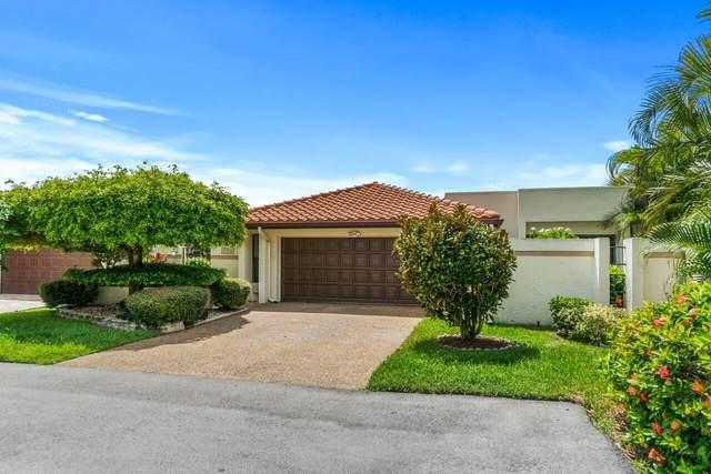 21525 Laguna Drive, Boca Raton, FL 33433 (MLS #RX-10745445) :: Berkshire Hathaway HomeServices EWM Realty
