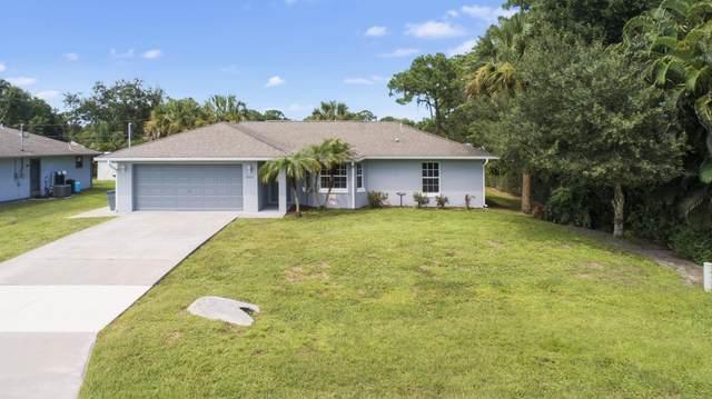 6602 Kenwood Road, Fort Pierce, FL 34951 (#RX-10745449) :: Posh Properties