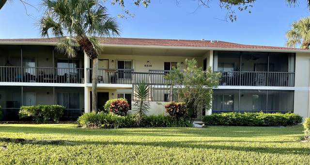 6536 Chasewood Drive G, Jupiter, FL 33458 (MLS #RX-10745457) :: Berkshire Hathaway HomeServices EWM Realty