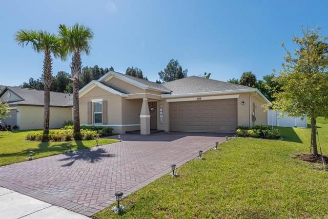 888 Bent Creek Drive, Fort Pierce, FL 34947 (#RX-10745459) :: Treasure Property Group