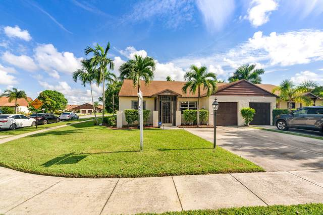 8489 Blue Cypress Drive, Lake Worth, FL 33467 (MLS #RX-10745628) :: Castelli Real Estate Services