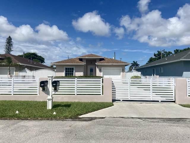 625 Mercury St, West Palm Beach, FL 33406 (#RX-10745770) :: The Reynolds Team | Compass