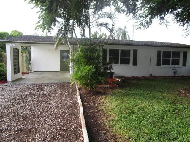 525 SW All American Boulevard, Palm City, FL 34990 (MLS #RX-10745811) :: Castelli Real Estate Services