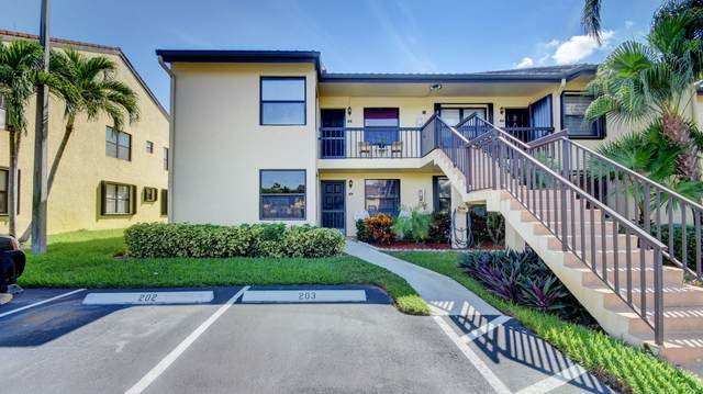 4704 Lucerne Lakes Boulevard E #101, Lake Worth, FL 33467 (#RX-10745948) :: IvaniaHomes   Keller Williams Reserve Palm Beach