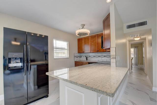 376 Brittany H, Delray Beach, FL 33446 (MLS #RX-10745980) :: Castelli Real Estate Services