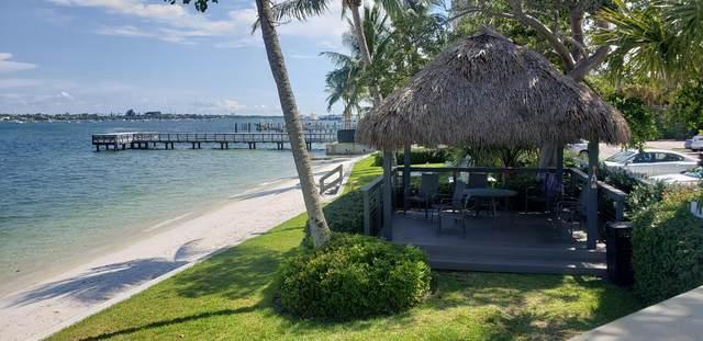 5600 N Flagler Drive #601, West Palm Beach, FL 33407 (#RX-10746070) :: IvaniaHomes | Keller Williams Reserve Palm Beach