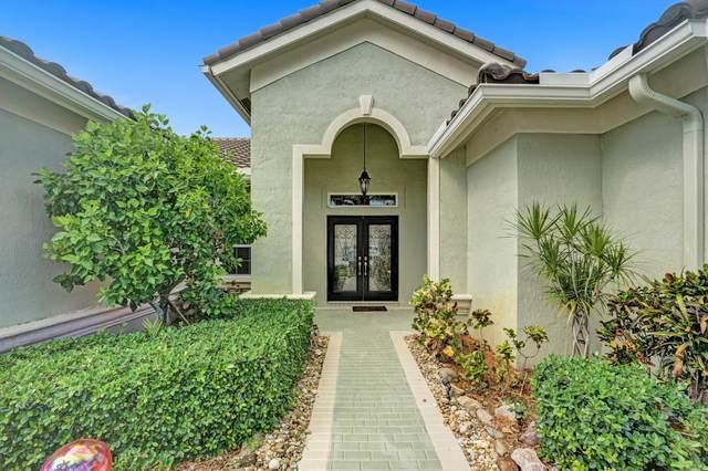 9265 Olmstead Drive, Lake Worth, FL 33467 (MLS #RX-10746137) :: Castelli Real Estate Services
