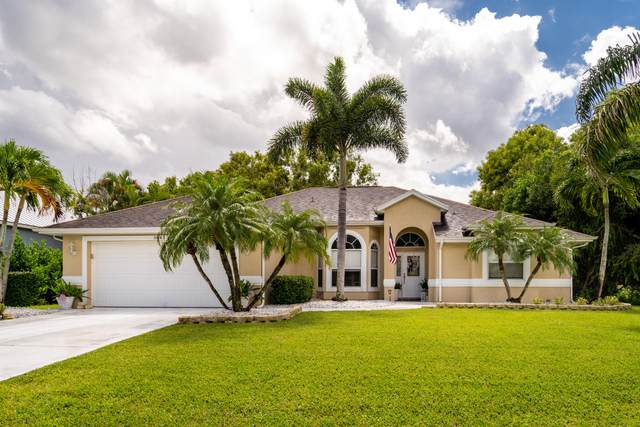 5043 NW Rugby Drive, Port Saint Lucie, FL 34983 (MLS #RX-10746303) :: Castelli Real Estate Services