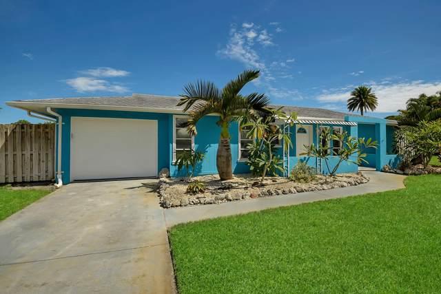 1341 SE Mohave Street, Port Saint Lucie, FL 34952 (MLS #RX-10746448) :: Castelli Real Estate Services