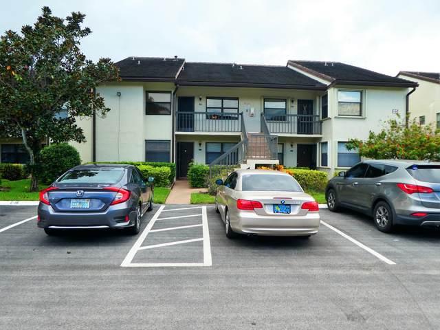 7681 Tahiti Lane #205, Lake Worth, FL 33467 (#RX-10746657) :: IvaniaHomes   Keller Williams Reserve Palm Beach