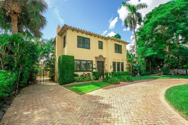228 Almeria Road, West Palm Beach, FL 33405 (MLS #RX-10746696) :: Berkshire Hathaway HomeServices EWM Realty