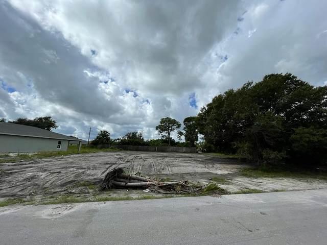 Tbd NE St James Drive, Port Saint Lucie, FL 34983 (MLS #RX-10747032) :: Castelli Real Estate Services