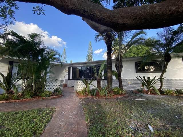 15605 NW 2nd Court, Miami, FL 33169 (#RX-10747195) :: Posh Properties