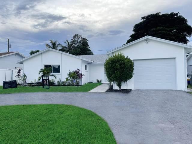 22277 SW 62nd Avenue, Boca Raton, FL 33428 (#RX-10747258) :: Baron Real Estate