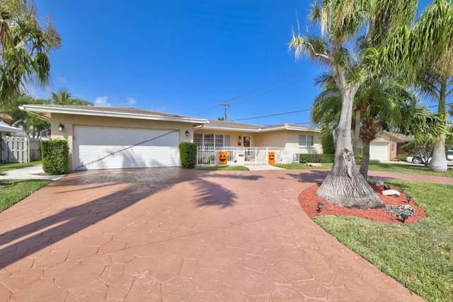 561 SE 13th Court, Pompano Beach, FL 33060 (#RX-10747482) :: Posh Properties
