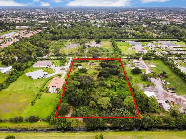 5844 Western Way, Lake Worth, FL 33463 (MLS #RX-10747535) :: Castelli Real Estate Services