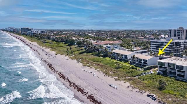 2175 S Ocean Boulevard Th-9, Delray Beach, FL 33483 (#RX-10747671) :: IvaniaHomes   Keller Williams Reserve Palm Beach
