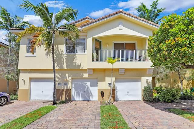 1707 Terra Cotta Drive, Riviera Beach, FL 33404 (#RX-10747742) :: Michael Kaufman Real Estate
