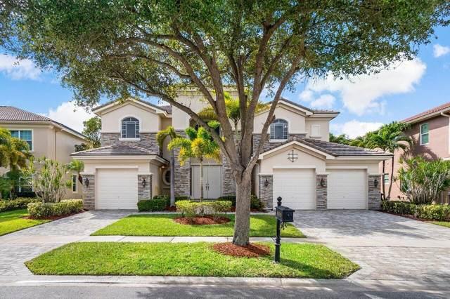 815 Edgebrook Lane, Royal Palm Beach, FL 33411 (#RX-10747811) :: Baron Real Estate