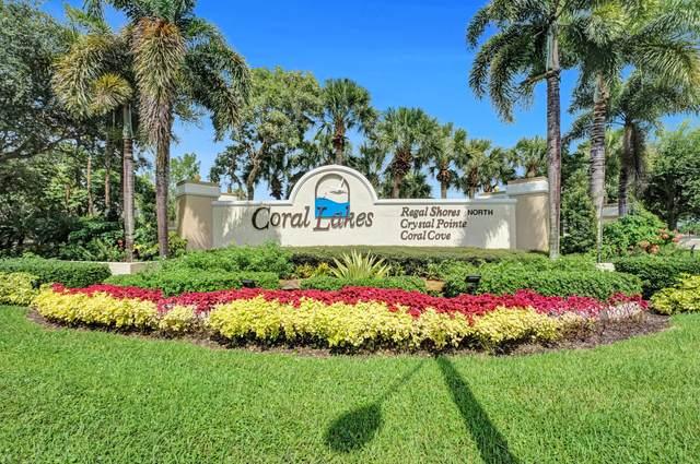 12574 Crystal Pointe Drive D, Boynton Beach, FL 33437 (#RX-10747840) :: Baron Real Estate