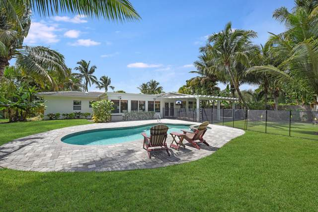 203 NW 15th Street NW, Delray Beach, FL 33444 (#RX-10747860) :: Treasure Property Group