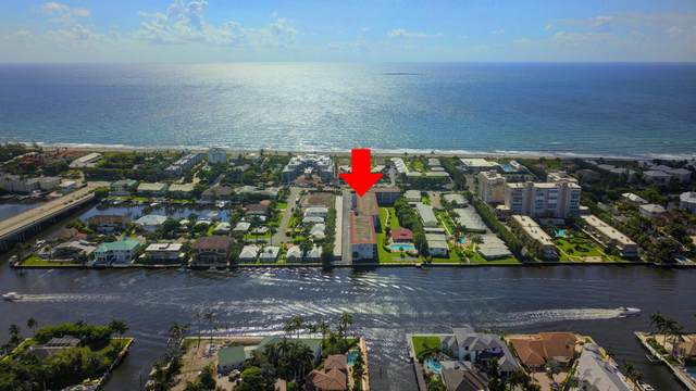 1910 S Ocean Boulevard #214, Delray Beach, FL 33483 (MLS #RX-10747935) :: The DJ & Lindsey Team