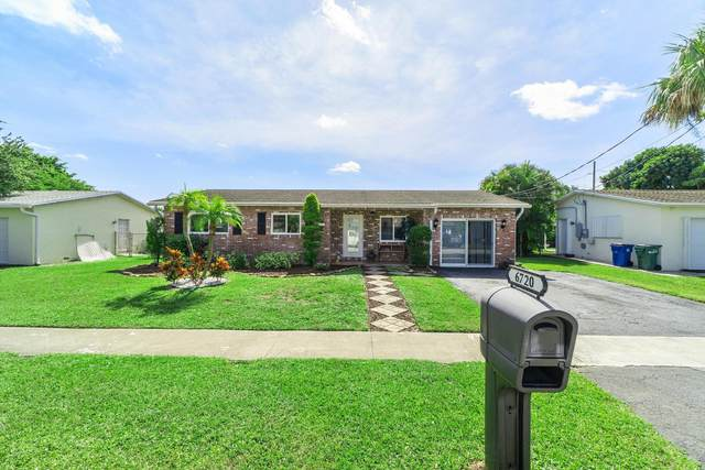 6720 NW 27th Street, Margate, FL 33063 (#RX-10747962) :: Baron Real Estate