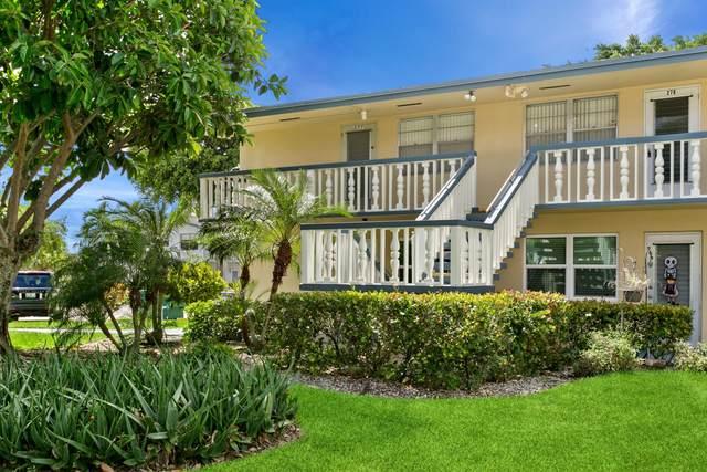 277 Chatham N #277, West Palm Beach, FL 33417 (MLS #RX-10748216) :: Castelli Real Estate Services