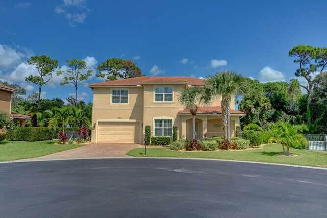 1633 SW Gopher Trail, Palm City, FL 34990 (#RX-10748303) :: Posh Properties