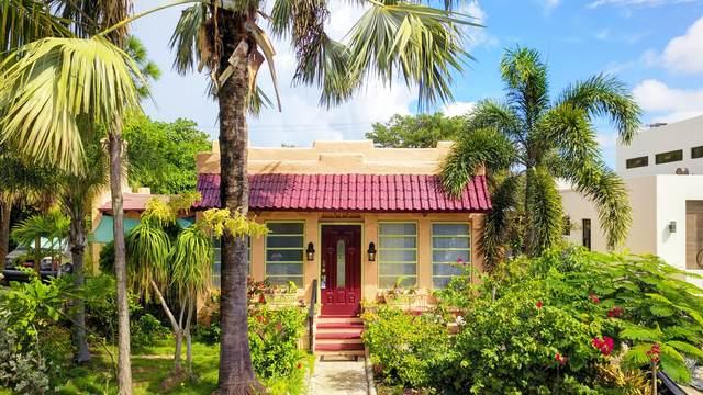120 18th Avenue N, Lake Worth Beach, FL 33460 (#RX-10748366) :: Baron Real Estate