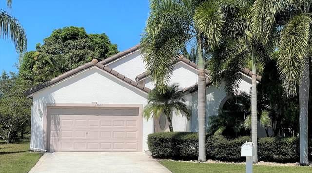 1527 Carriage Brooke Drive, Wellington, FL 33414 (MLS #RX-10748474) :: Castelli Real Estate Services