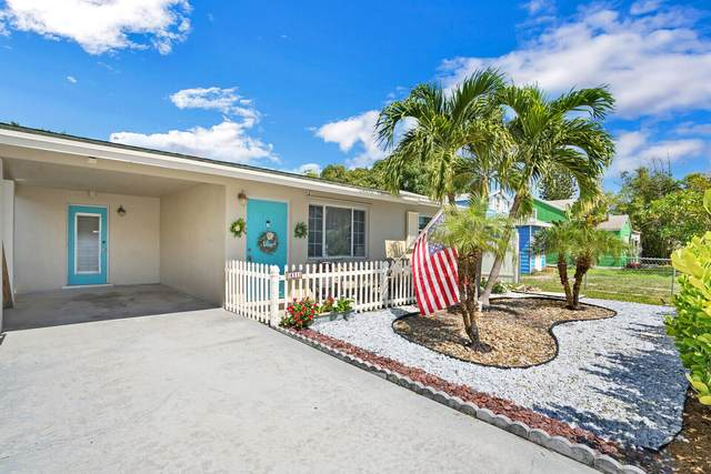 411 W Pine Street, Lantana, FL 33462 (MLS #RX-10748592) :: Castelli Real Estate Services