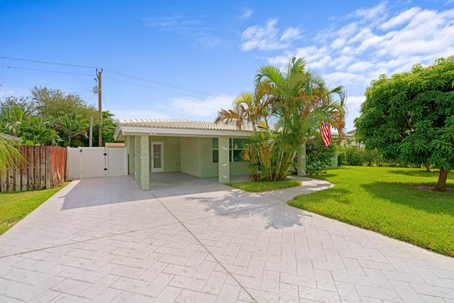 4920 NW 2nd Court, Boca Raton, FL 33431 (#RX-10748712) :: Baron Real Estate