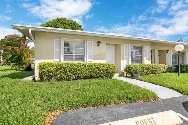1121 Boxwood Drive 36-A, Delray Beach, FL 33445 (#RX-10748736) :: IvaniaHomes | Keller Williams Reserve Palm Beach