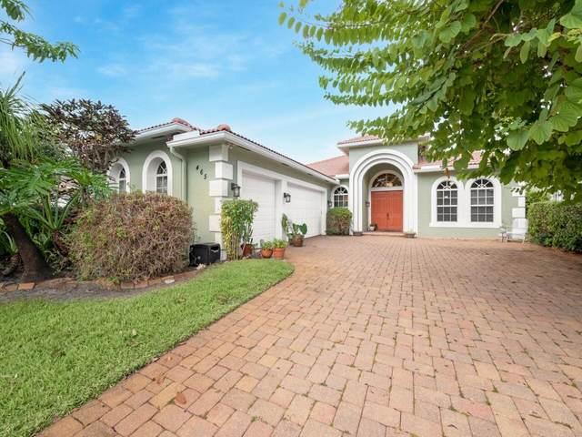 465 Pine Tree Court, Atlantis, FL 33462 (#RX-10748788) :: Heather Towe | Keller Williams Jupiter